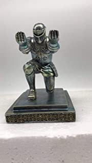 PEN KIT MALL Executive Kneeling Knight Pen Holder - Fancy Black-Inked Pen with Refillable Ink Included - A PKM Creation (B...