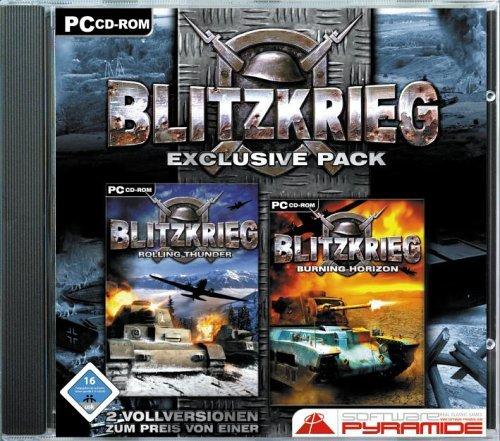 Blitzkrieg Exclusive Pack 2 Spiele PC