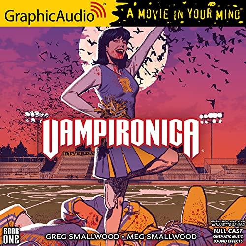 Vampironica: Volume 1 (Dramatized Adaptation) cover art