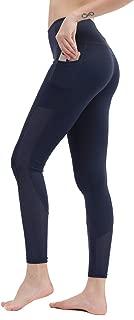 Best navy blue mesh leggings Reviews