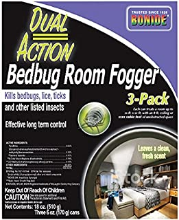 Dual Action Bed Bug Room Fogger
