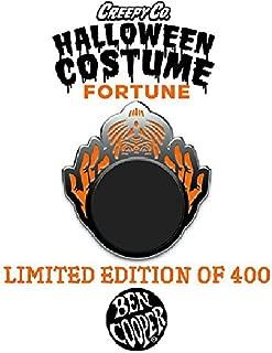 Ben Cooper Halloween Costume Fortune Teller Enamel Pin by Creepy Co.