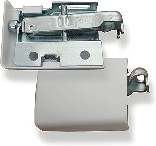 negro Wesco m0101503/ /1/anilla de repuesto para instalaci/ón de la basura Rondo 11 13/y 15/l
