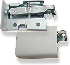 10 sets SOTECH kastophangers Strong, wit, ophangers voor hangkast, draagvermogen max. 130 kg