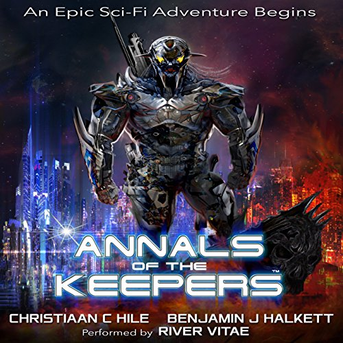 Annals of the Keepers: War 267 cover art