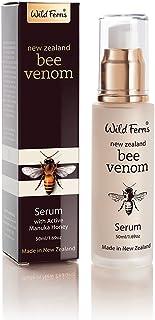 Wild Ferns New Zealand Bee Venom Skin Care Serum with Active Manuka Honey