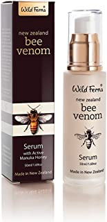 Wild Ferns New Zealand Bee Venom Serum with Active Manuka Honey