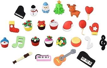 مجموعة من ممحاة الألغاز اليابانية المحبوبة من جوانا ريد - بدون نسخ - ألعاب الألغاز أفضل هدايا للحفلات - منتجات صندوق التخزين للفصل الدراسي
