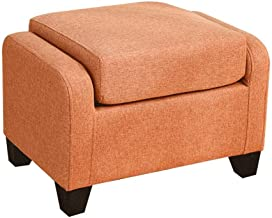 Sofa Stool - Creative Fashion Lazy Personality Living Room Small Apartment Soft Sitting Simple Modern Short Stool Home Adu...