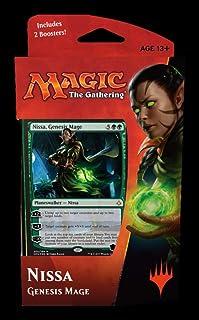 Magic: the Gathering MTG Hour of Devastation Planeswalker Deck Nissa Genesis Mage