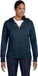 Econscious Ladies' 9 oz Organic/Recycled Full-Zip Hoodie EC4501