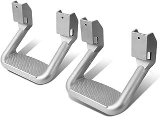 Pair of Aluminum Side Assist Step for Pickups & Trucks (Chrome)