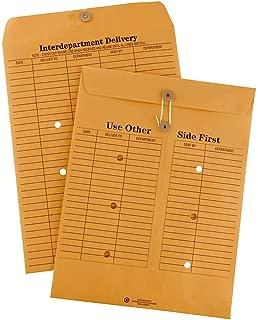 Office Depot Brand Interdepartment Envelopes, 10