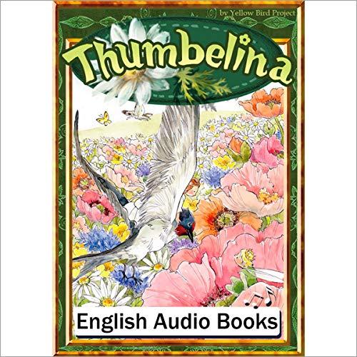 『Thumbelina(おやゆびひめ・英語版)』のカバーアート
