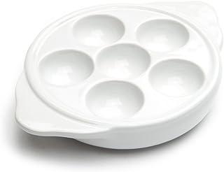 Ceramic Escargot Plate