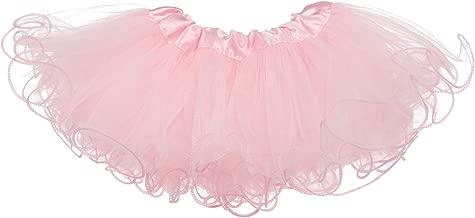 My Lello Baby Tutu Ruffled Scallop Edge Skirt 5-Layer (Newborn - 3mo.)