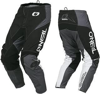 O'Neal Unisex-Child Element Racewear Youth Pant (Black, 12/14)