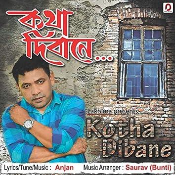 Kotha Dibane - Single