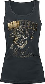 Volbeat The Gates of Babylon Girl-Top schwarz XL