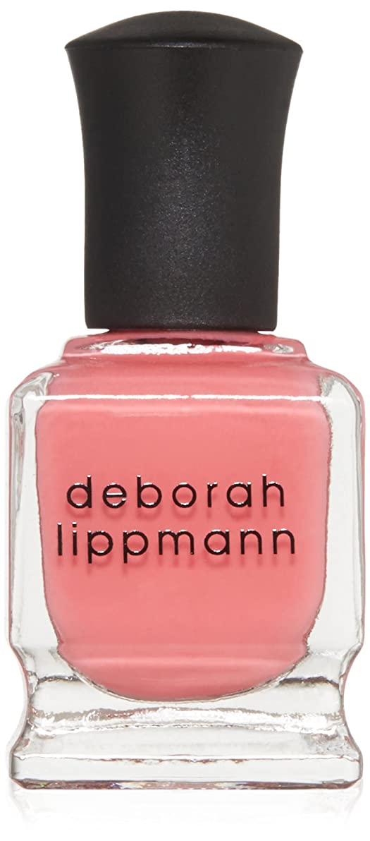 矢じり欺く好奇心【deborah lippmann】【デボラリップマン】ポリッシュ ピンク系 15mL (ブレイク フォー ラブ)