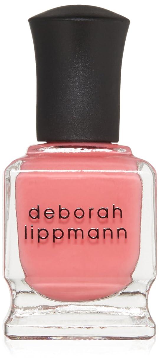 遠洋のシンク祝福【deborah lippmann】【デボラリップマン】ポリッシュ ピンク系 15mL (ブレイク フォー ラブ)