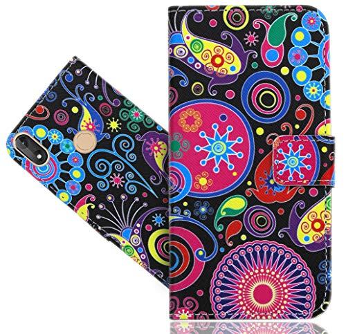 Wiko View Max Handy Tasche, FoneExpert® Wallet Hülle Flip Cover Hüllen Etui Hülle Ledertasche Lederhülle Schutzhülle Für Wiko View Max