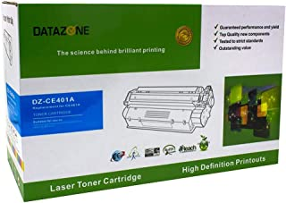 Datazone cyan laser Toner Compatible for printers M575dn-MFP M575f-M551dn-M551n-M551xh- MFP M575c-MFP M570dn CE401A (507A)