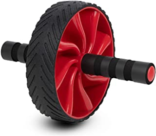 Sprwhale abs roller home workout, ab roller wheels for Abdominal & Core Strength Training,ab wheels exercise equipment for...