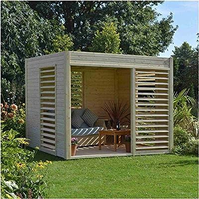Rowlinson Carmen Pavilion Contemporary Summerhouse OGD077