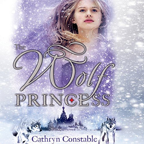The Wolf Princess cover art