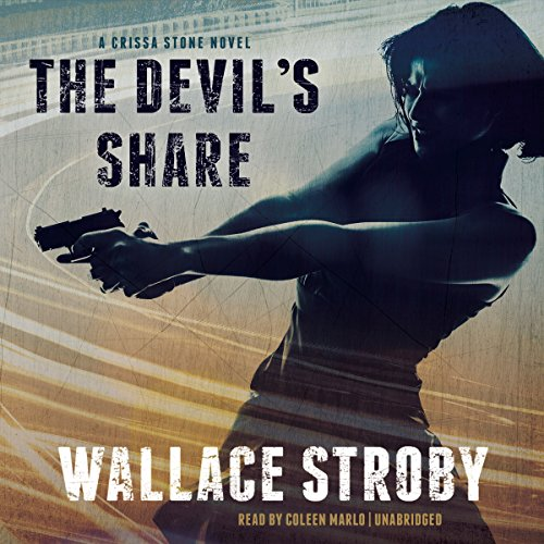 The Devil's Share audiobook cover art