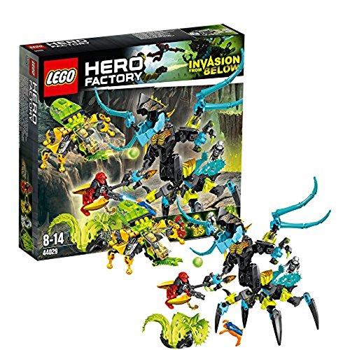 LEGO Hero Factory - Playset con 3 Minifiguras (44029)