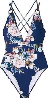 Best floral one piece swimsuit Reviews