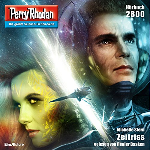 Zeitriss audiobook cover art