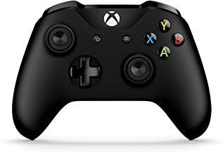 Xbox Wireless Controller - Black (Renewed)
