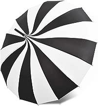 striped parasol