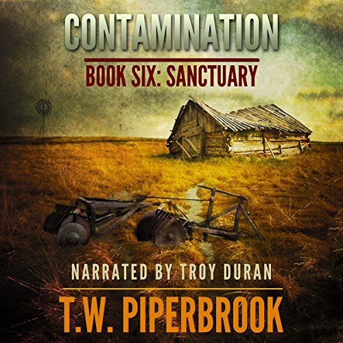 Couverture de Contamination: Sanctuary, Book 6