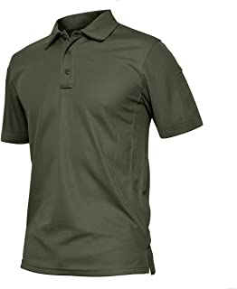 Men's Outdoor Sport Performance Polo Long and Short...