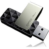 SP Silicon Power SP128GBUF3B30V1K 128GB USB 3.0 Flash Drive