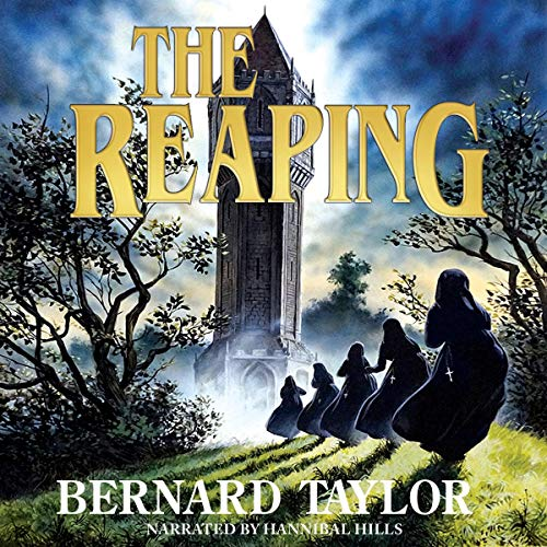 The Reaping audiobook cover art