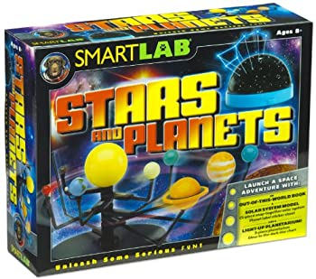 Misc. Supplies SmartLab Toys Stars and Planets Book