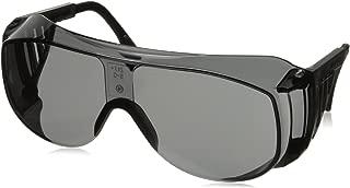 Uvex S0113C Ultra-spec 2001 OTG Safety Eyewear, Gray Frame, Gray UV Extreme Anti-Fog Lens