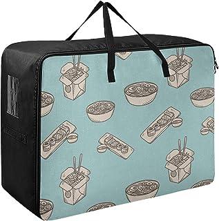 Sous le lit de stockage Creative Fashion Cartoo cuisine Wok enfants organisateur de stockage pour les vêtements 70 X 50 X ...