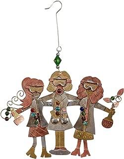 Pilgrim Imports Fair Trade Science Girlfriends Ornament