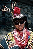 685081 Kafir Kalash Woman Northwest Frontier Northern