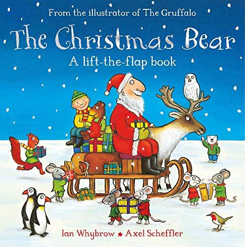 The Christmas Bear: A Christmas Pop-Up Book (Tom and Bear)