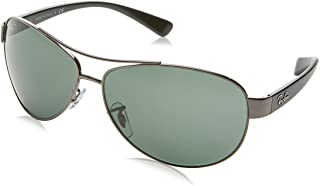Ray-Ban unisex-adult Rb3386 Aviator Sunglasses Aviator...