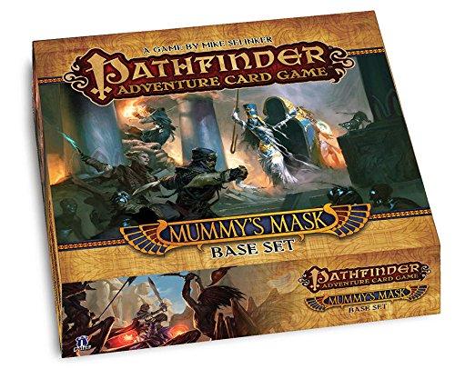 Paizo Publishing Pathfinder Adventure Card Game Mummy's Mask Base Set