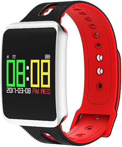 Fitness Tracker HR - Cardiofréquencemètres Bracelet intelligent IP67 Imperméable Montres Sport pour iOS Android,OOLIFENG