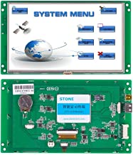 7 Inch HMI TFT LCD Display Programmable Logic LCD Controller Touch Screen for Equipment Use Customize Available
